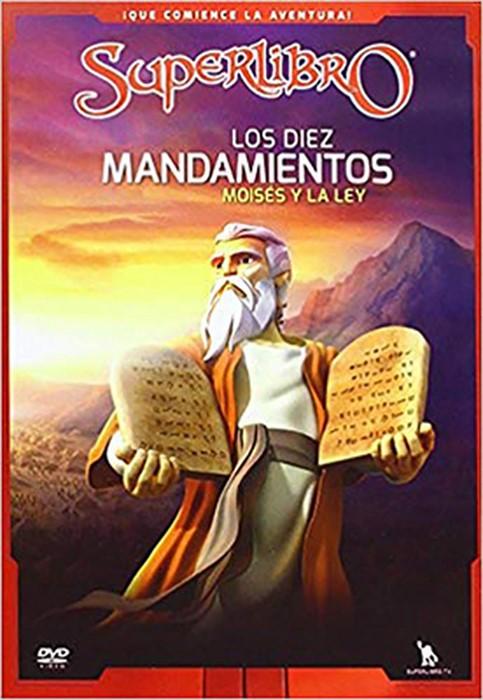 Los diez mandamientos (DVD)