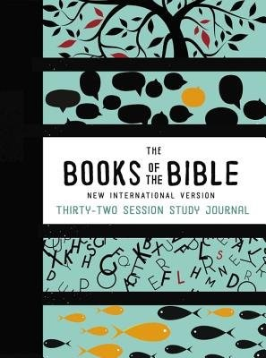 The Books Of The Bible Study Journal (Hard Cover)