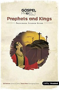 Prophets And Kings: Preschool Leader Guide (Paper Back)
