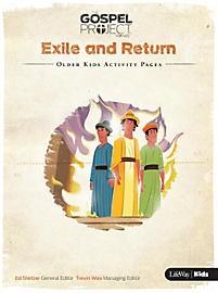 Exile And Return: Older Kids Activity Pages (Paper Back)