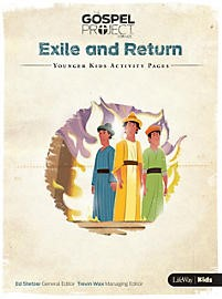 Exile And Return: Younger Kids Activity Pages (Paper Back)