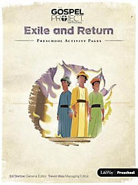 Exile And Return: Preschool Activity Pages (Paperback)