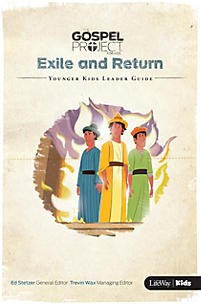 Exile And Return: Younger Kids Leader Guide (Paper Back)