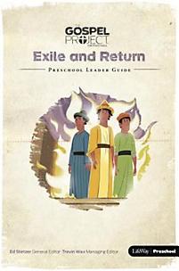 Exile And Return: Preschool Leader Guide (Paper Back)