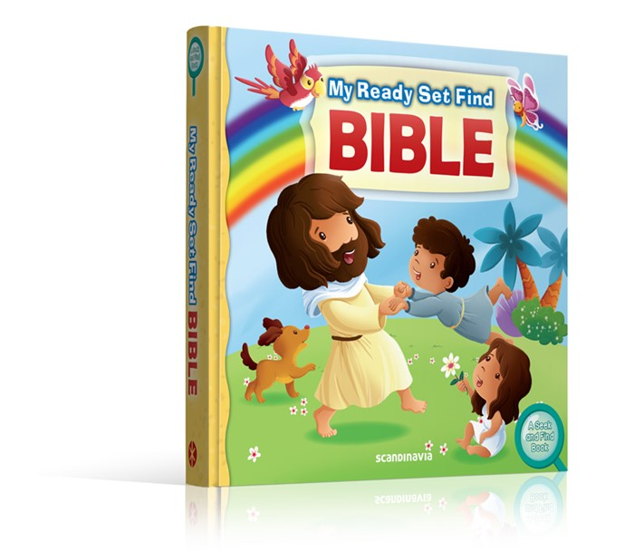 My Ready Set Bible (Board Book)