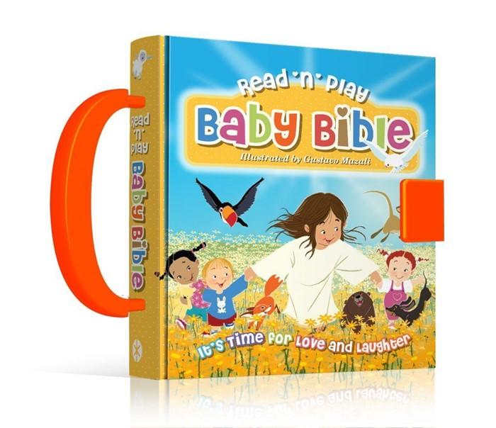 Read 'n' Play Baby Bible (Board Book)