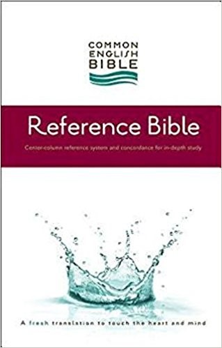 CEB Reference Bible (Hard Cover)