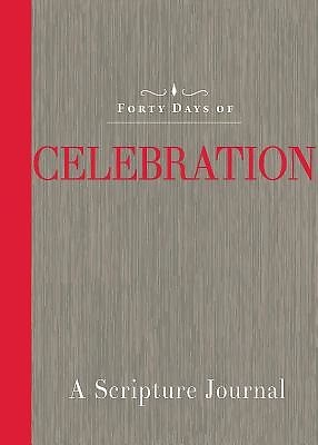 Forty Days Of Celebration, Common English Bible (Paper Back)