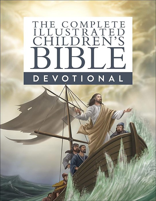The Complete Illustrated Children's Bible Devotional (Paperback)