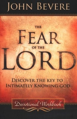 Fear Of The Lord Devotional (Paperback)