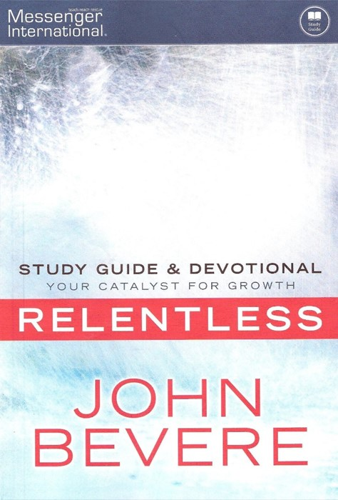 Relentless Study Guide And Devotional (Paperback)