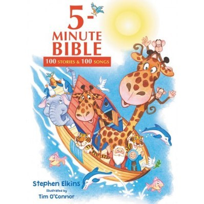 5-Minute Bible (Hard Cover)