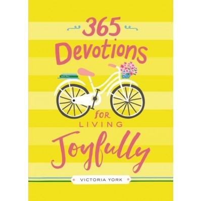 365 Devotions For Living Joyfully (Hard Cover)