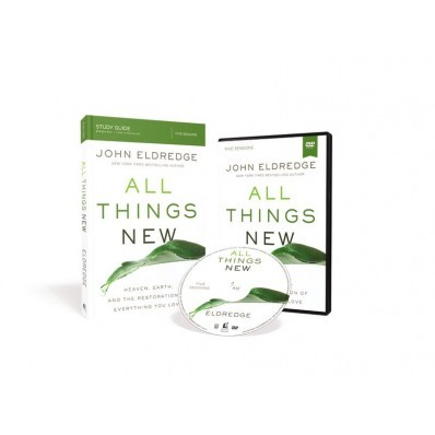 All Things New Study Guide With DVD (Paperback w/DVD)