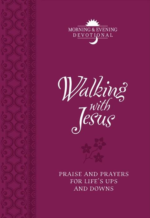 Walking With Jesus (Imitation Leather)