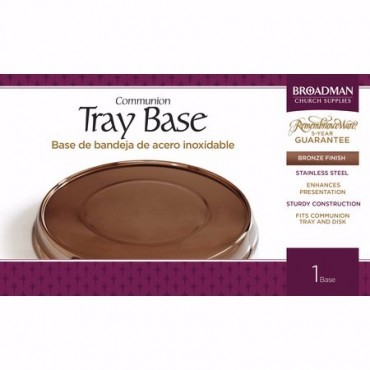 Bronze Tray Base (General Merchandise)