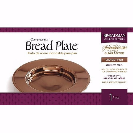 Bronze Bread Plate (General Merchandise)