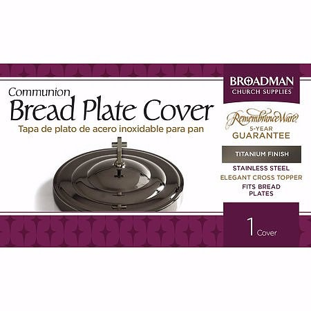 Titanium Bread Plate Cover (General Merchandise)