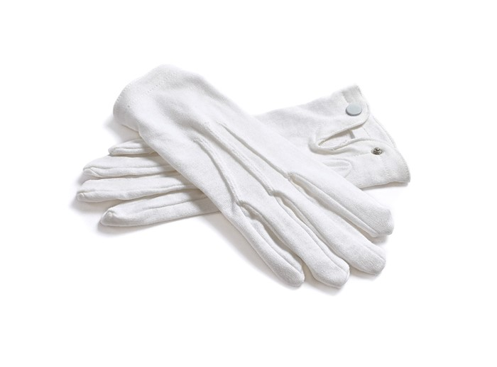 White Gloves Medium (General Merchandise)
