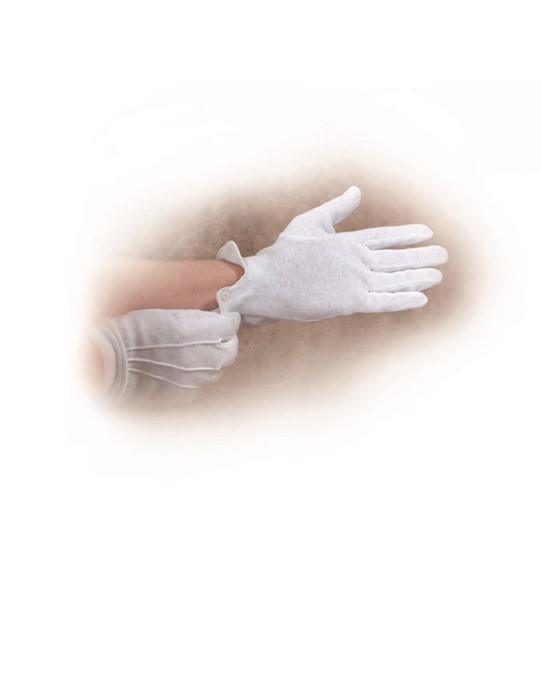White Gloves Large (General Merchandise)