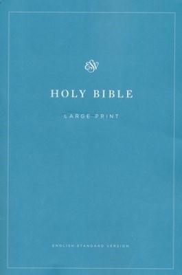 ESV Economy Bible, Large Print (Paper Back)