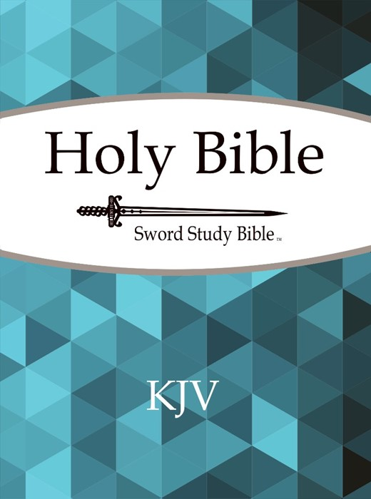 KJV Sword Study Bible, Personal Size Large Print (Paperback)