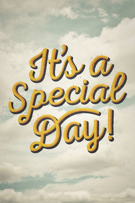 It's a Special Day! (Pack of 25) (Pamphlet)