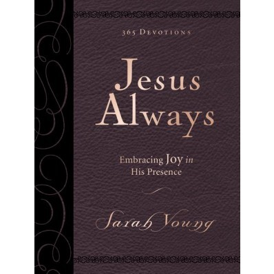 Jesus Always Large Deluxe (Leather Binding)