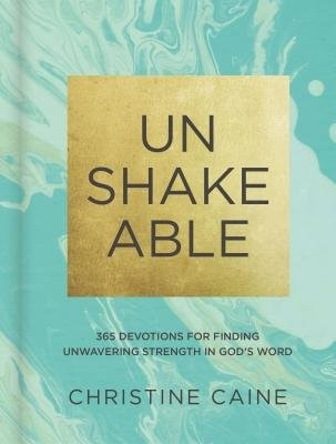 Unshakeable. (Hard Cover)