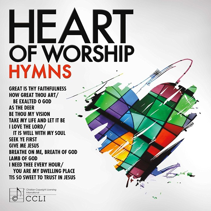 Heart Of Worship - Hymns: CD (CD- Audio)