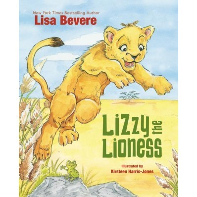 Lizzy The Lioness (Hard Cover)
