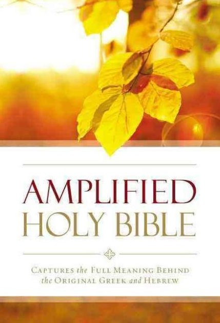 Amplified Outreach Bible (Paper Back)