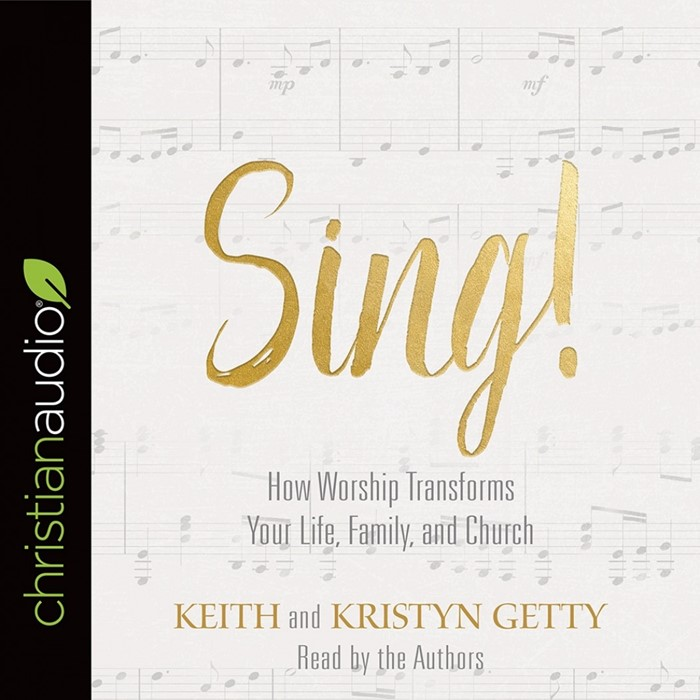 Sing! Audiobook (CD-Audio)