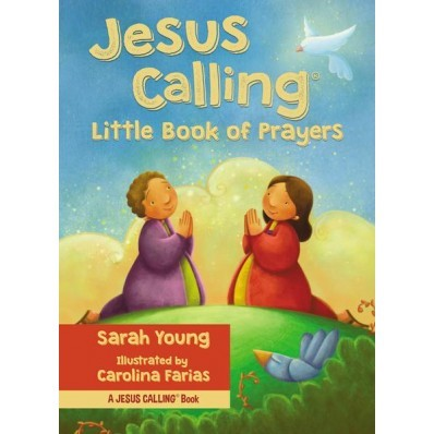 Jesus Calling Little Book Of Prayers (Board Book)