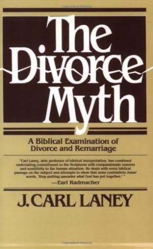 The Divorce Myth (Paperback)