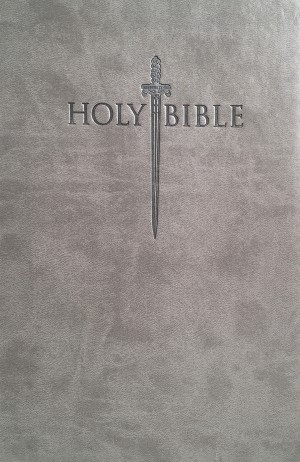 KJV Easy Read Sword Value Thinline Bible Large (Imitation Leather)
