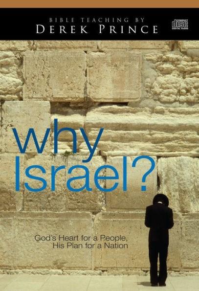 Why Israel? (CD-Audio)