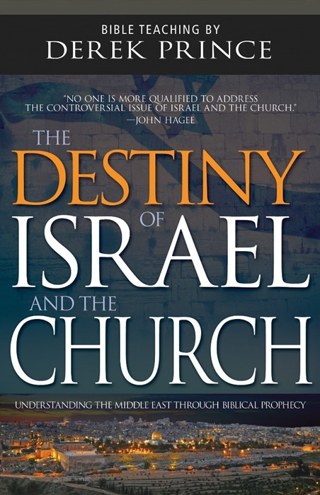 The Destiny Of Israel And The Church (CD-Audio)