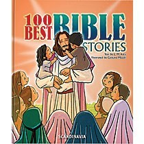 100 Best Bible Stories (Hard Cover)