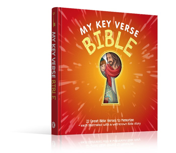 My Key Verse Bible (Hard Cover)