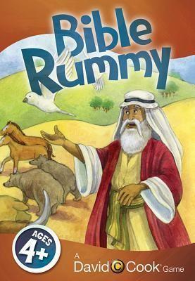 Bible Rummy Jumbo Card Game Repack (General Merchandise)