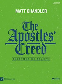 Apostles' Creed, The: Bible Study Book (Paperback)