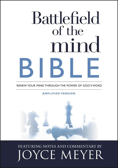 Battlefield Of The Mind Bible (Paperback)