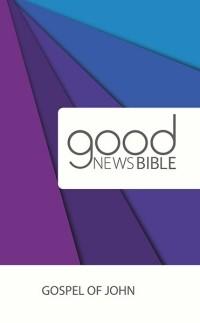 GNB Gospel Of John (Pack of 10) (Paper Back)