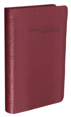 Biblia RVA-2015 Rojiza Piel Europa (Imitation Leather)