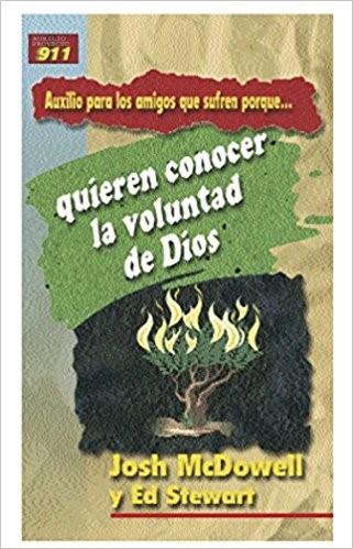 Quiene conocer la voluntad de Dios (Paperback)
