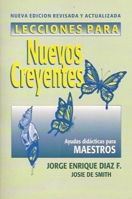 Lecciones para nuevos creyentes (maestro) Edición revisada (Paperback)