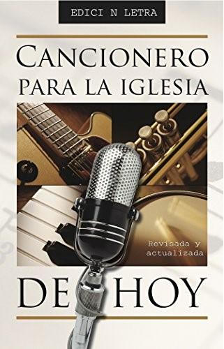 Cancionero Para La Iglesia De Hoy (Paperback)