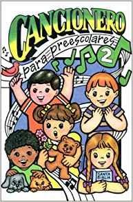 Cancionero para preescolares 2 (libro) (Paperback)