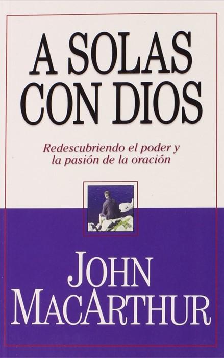 A solas con Dios (Paperback)